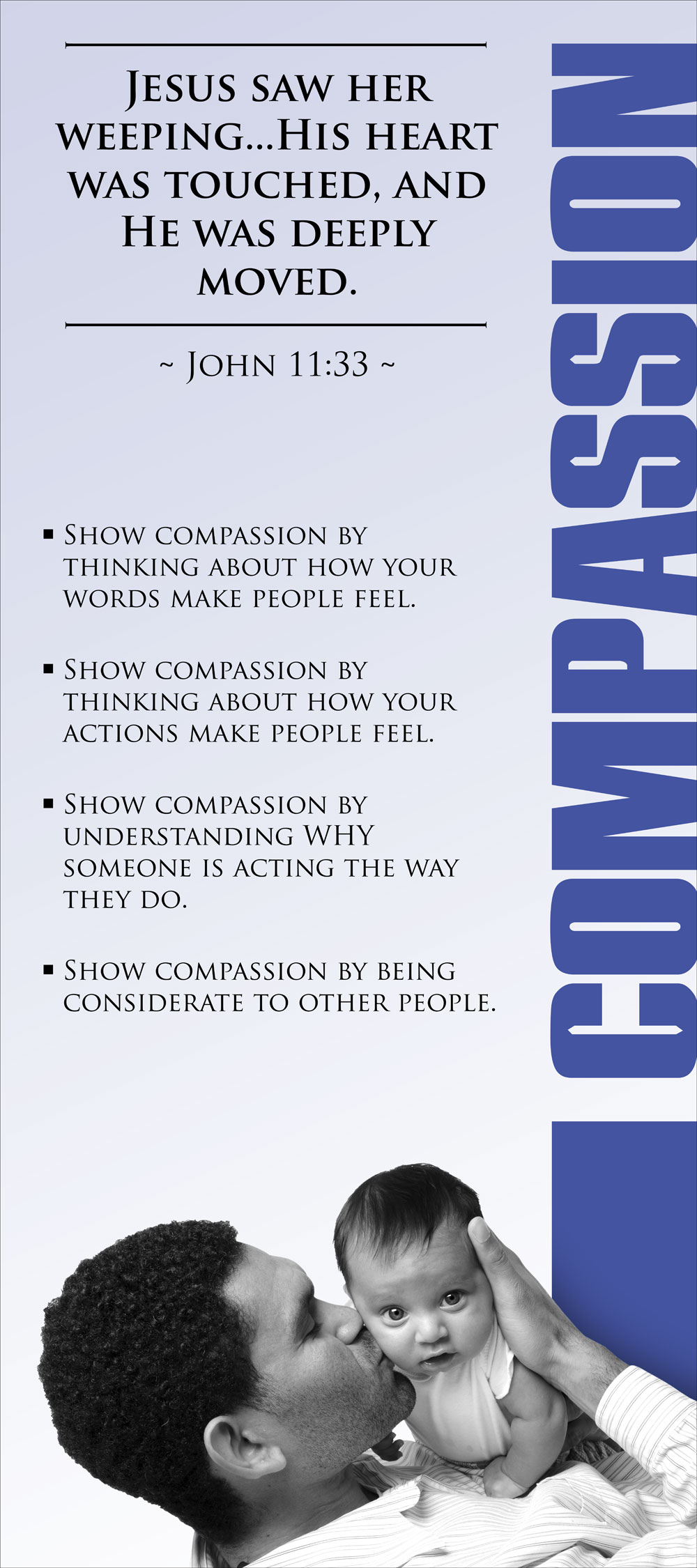 Compassion banner