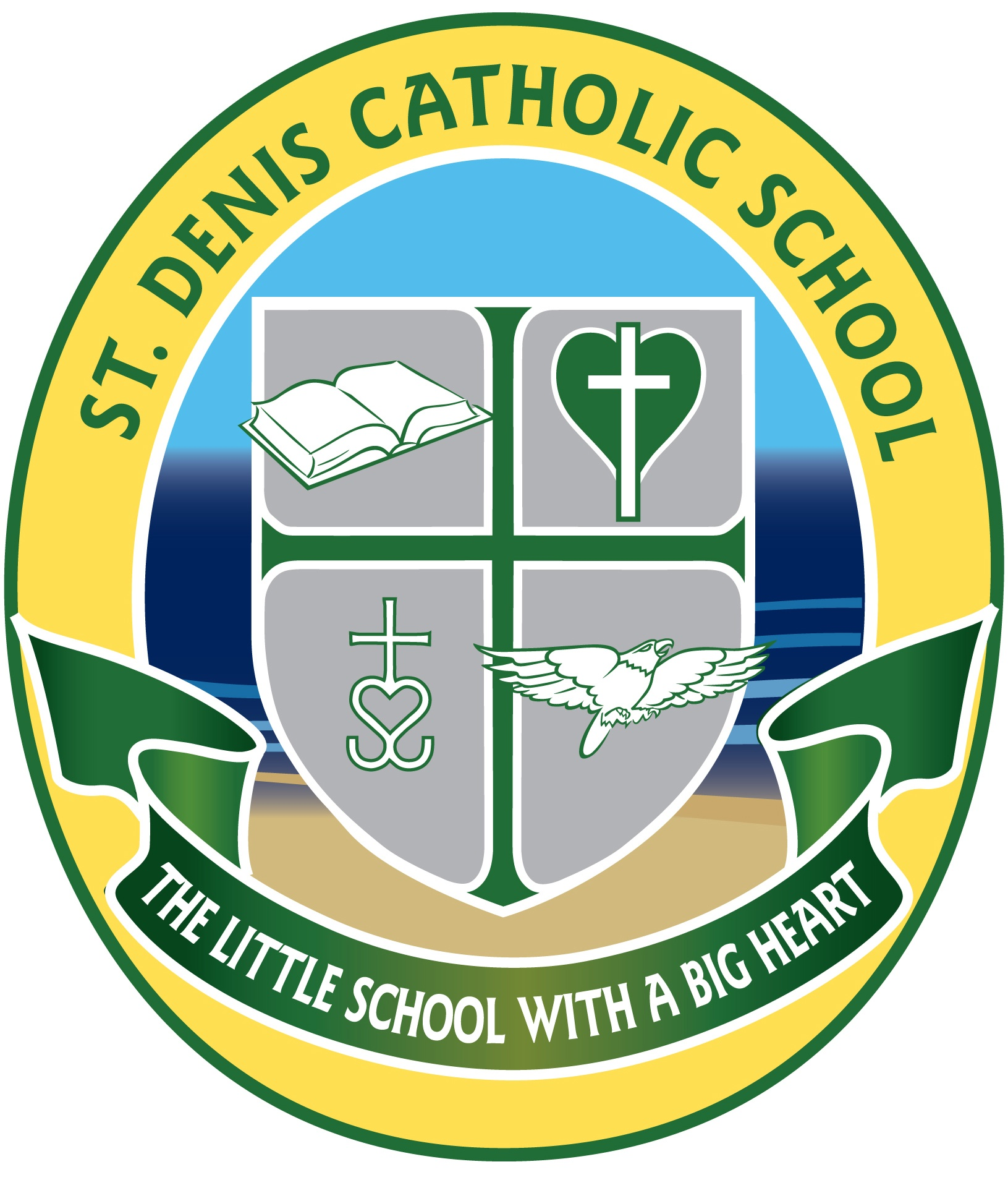 St.Denis Falcons logo
