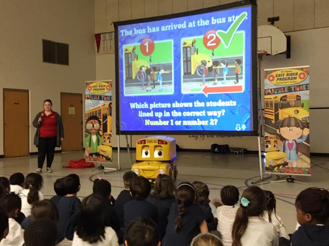 Bus safety presentation
