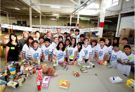 Daily Bread Food Bank - SYNNEX Corporation