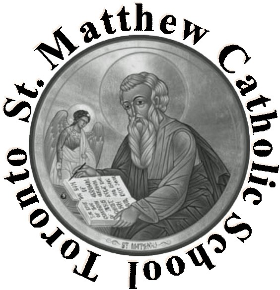 St. Matthew Catholic School Logo