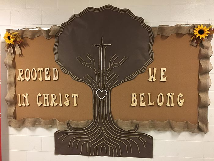 Rooted in Christ, we Belong