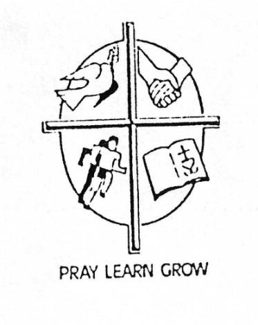 St.Victor's logo Pray Learn Grow